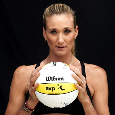 Kerri Walsh Jennings, a role model to all inspirational moms, continues to win in her beloved game of volleyball.